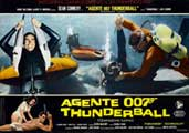 Thunderball - 11 x 14 Poster French Style A