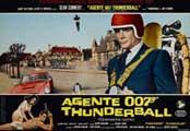 Thunderball - 11 x 14 Poster French Style C