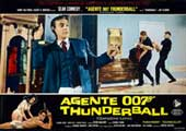 Thunderball - 11 x 14 Poster French Style E