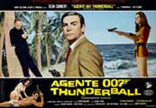 Thunderball - 11 x 14 Poster French Style F