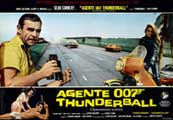 Thunderball - 11 x 14 Poster French Style G