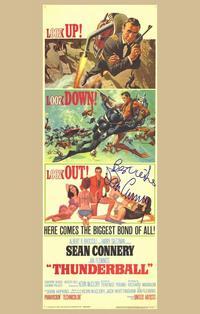 Thunderball - 11 x 17 Movie Poster - Style E