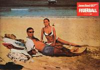 Thunderball - 11 x 14 Poster German Style A