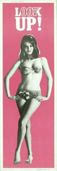 Thunderball - 14 x 36 Movie Poster - Insert Style C