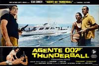 Thunderball - 11 x 14 Poster French Style D