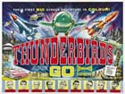 Thunderbirds Are Go - 30 x 40 Movie Poster UK - Style A