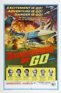 Thunderbirds Are Go - 27 x 40 Movie Poster - Style A