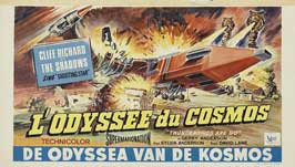 Thunderbirds Are Go - 11 x 17 Movie Poster - Belgian Style A