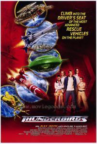 Thunderbirds - 11 x 17 Movie Poster - Style A