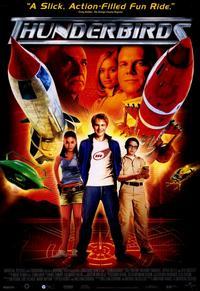 Thunderbirds - 11 x 17 Movie Poster - Style B