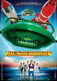 Thunderbirds - 11 x 17 Movie Poster - German Style A