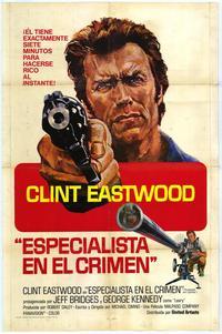 Thunderbolt & Lightfoot - 11 x 17 Movie Poster - Spanish Style A