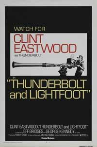 Thunderbolt & Lightfoot - 11 x 17 Movie Poster - Style C