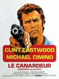 Thunderbolt & Lightfoot - 27 x 40 Movie Poster - Belgian Style A