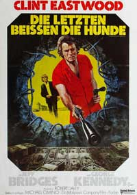 Thunderbolt & Lightfoot - 11 x 17 Movie Poster - German Style A