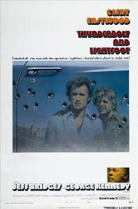 Thunderbolt & Lightfoot - 27 x 40 Movie Poster - Style F