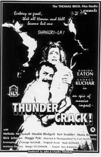 Thundercrack! - 11 x 17 Movie Poster - Style B