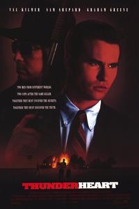 Thunderheart - 11 x 17 Movie Poster - Style A