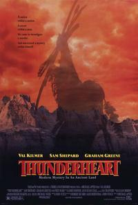 Thunderheart - 11 x 17 Movie Poster - Style B