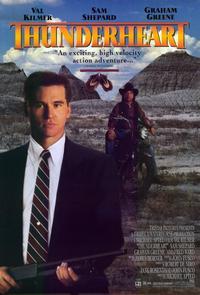 Thunderheart - 11 x 17 Movie Poster - Style C