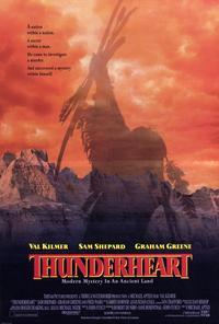Thunderheart - 27 x 40 Movie Poster - Style B