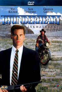 Thunderheart - 11 x 17 Movie Poster - Swedish Style A
