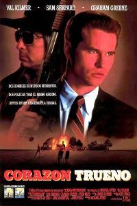 Thunderheart - 27 x 40 Movie Poster - Spanish Style A
