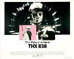 THX 1138 - 30 x 40 Movie Poster UK - Style A