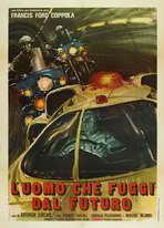 THX 1138 - 27 x 40 Movie Poster - Italian Style A