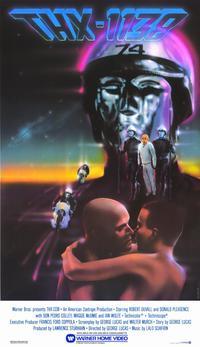 THX 1138 - 11 x 17 Movie Poster - Style B