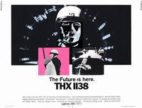 THX 1138 - 11 x 14 Movie Poster - Style A