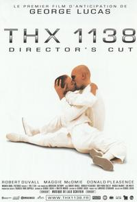 THX 1138 - 11 x 17 Movie Poster - French Style A