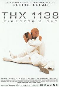 THX 1138 - 27 x 40 Movie Poster - French Style A