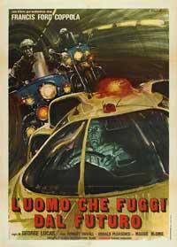 THX 1138 - 11 x 17 Movie Poster - Italian Style A