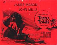 Tiara Tahiti - 11 x 14 Movie Poster - Style A