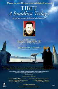Tibet: A Buddhist Trilogy - 43 x 62 Movie Poster - Bus Shelter Style A