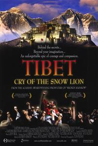 Tibet: Cry of the Snow Lion - 11 x 17 Movie Poster - Style A