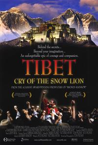Tibet: Cry of the Snow Lion - 27 x 40 Movie Poster - Style A
