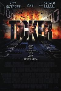 Ticker - 27 x 40 Movie Poster - Style A