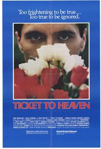 Ticket to Heaven - 43 x 62 Movie Poster - Bus Shelter Style A