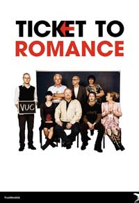 Ticket to Romance - 11 x 17 Movie Poster - Style A