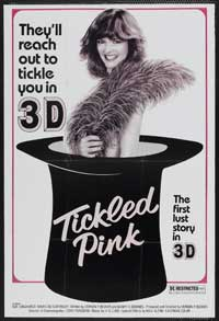 Tickled Pink - 43 x 62 Movie Poster - Bus Shelter Style A