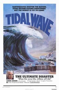 Tidal Wave - 11 x 17 Movie Poster - Style A