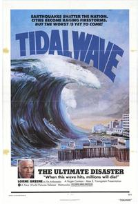 Tidal Wave - 27 x 40 Movie Poster - Style A