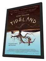 Tideland - 27 x 40 Movie Poster - Style A - in Deluxe Wood Frame