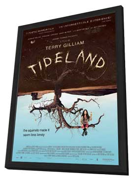 Tideland - 11 x 17 Movie Poster - Style A - in Deluxe Wood Frame