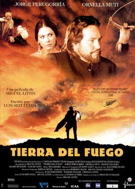 Tierra del fuego - 11 x 17 Movie Poster - Spanish Style A