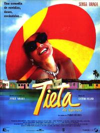 Tieta do Agreste - 11 x 17 Movie Poster - Spanish Style A