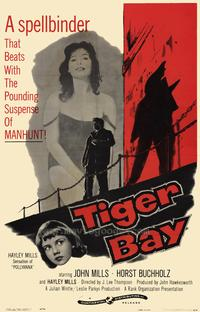Tiger Bay - 27 x 40 Movie Poster - Style A