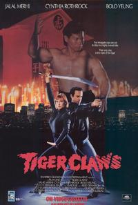 Tiger Claws - 11 x 17 Movie Poster - Style A